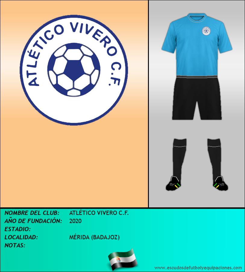 Escudo de ATLÉTICO VIVERO C.F.