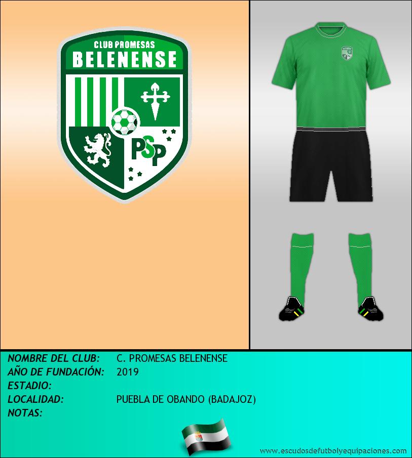Escudo de C. PROMESAS BELENENSE