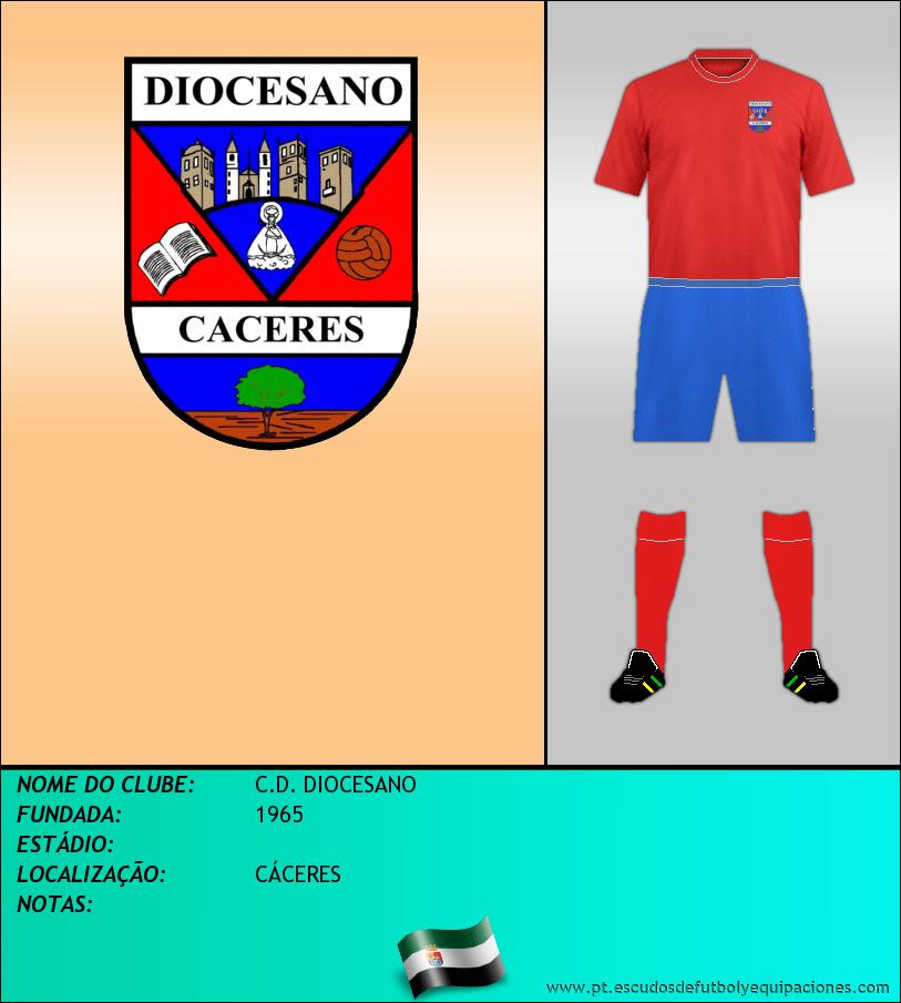 Escudo de C.D. DIOCESANO
