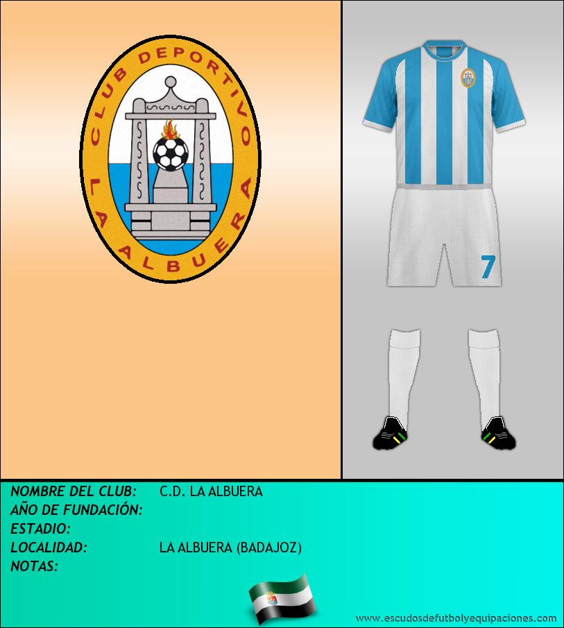 Escudo de C.D. LA ALBUERA