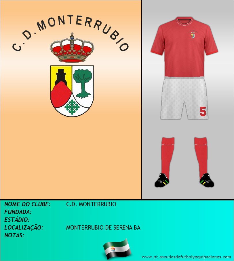 Escudo de C.D. MONTERRUBIO