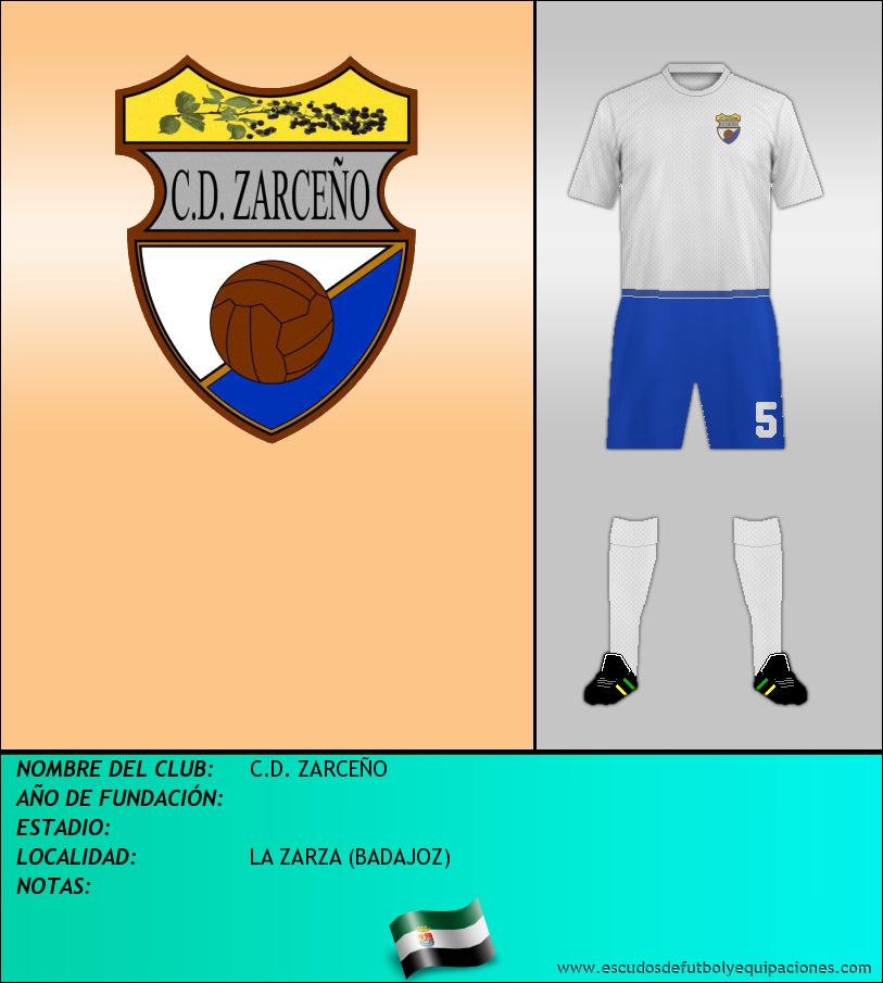 Escudo de C.D. ZARCEÑO