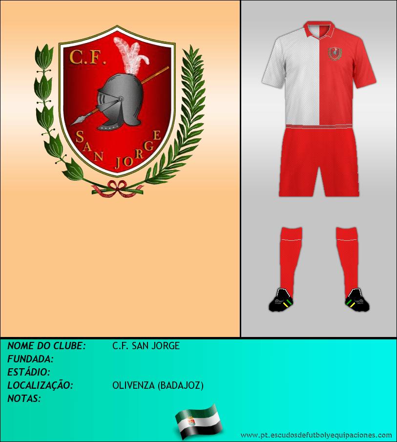 Escudo de C.F. SAN JORGE