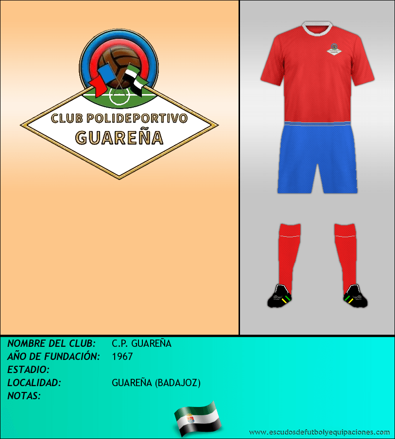 Escudo de C.P. GUAREÑA