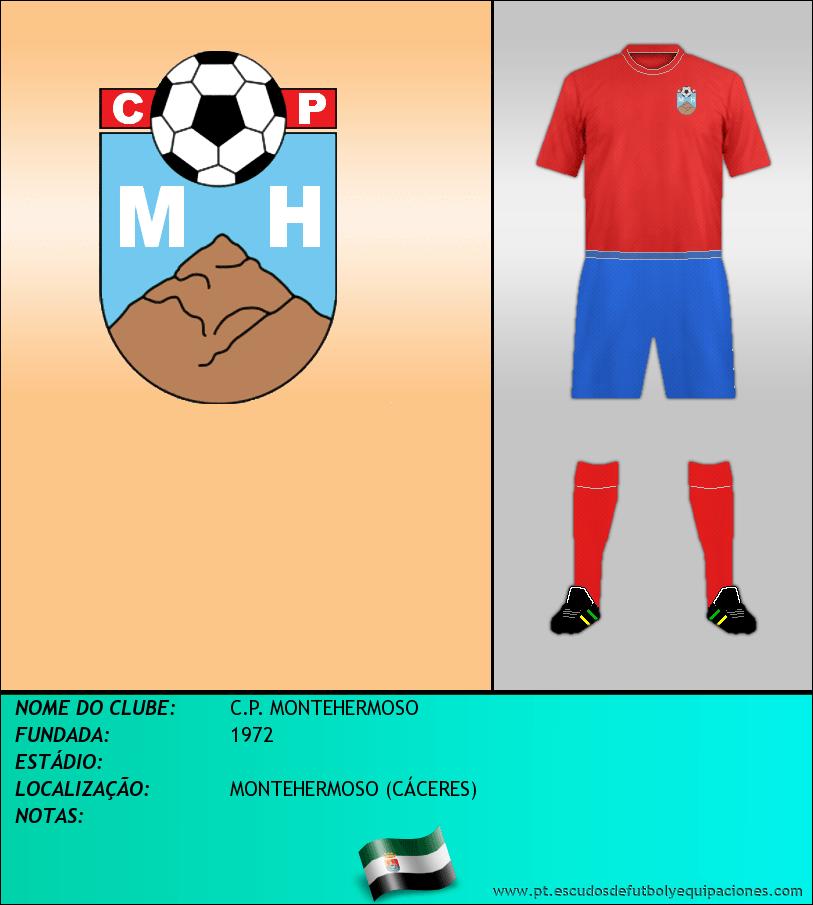 Escudo de C.P. MONTEHERMOSO