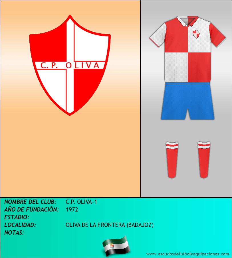 Escudo de C.P. OLIVA-1