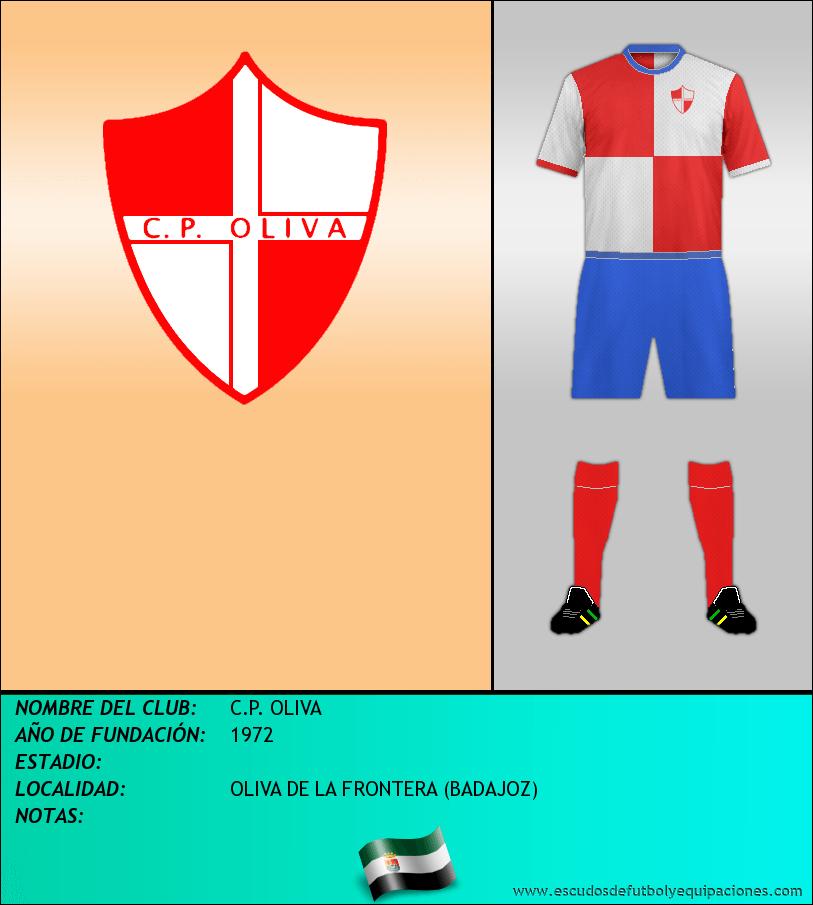 Escudo de C.P. OLIVA