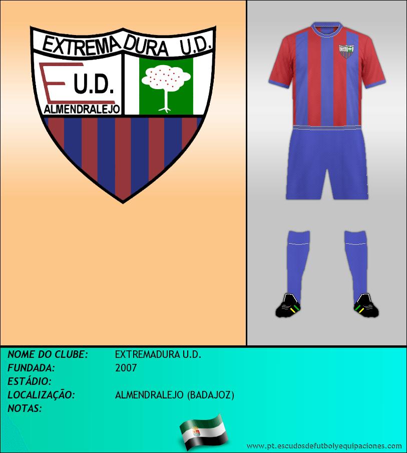 Escudo de EXTREMADURA U.D.