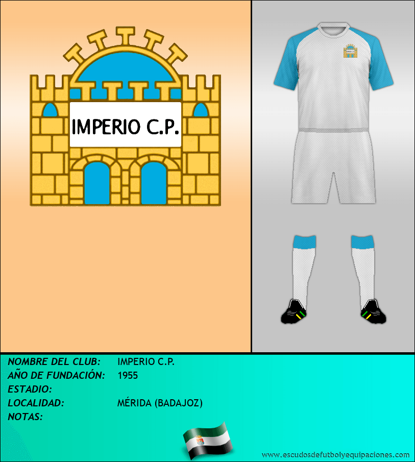 Escudo de IMPERIO C.P.