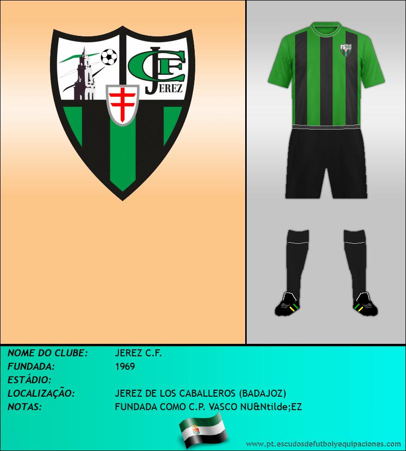Escudo de JEREZ C.F.
