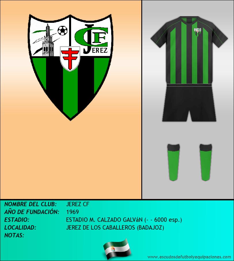 Escudo de JEREZ CF