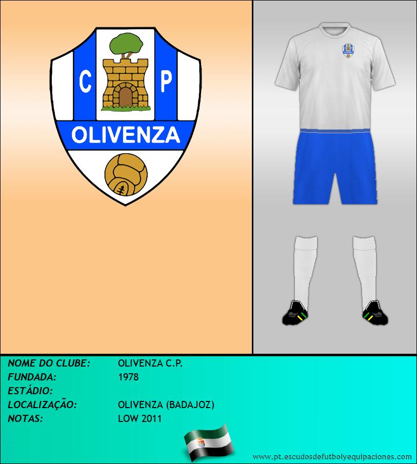 Escudo de OLIVENZA C.P.