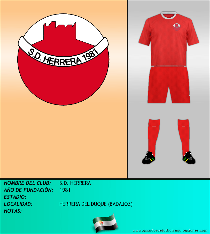 Escudo de S.D. HERRERA