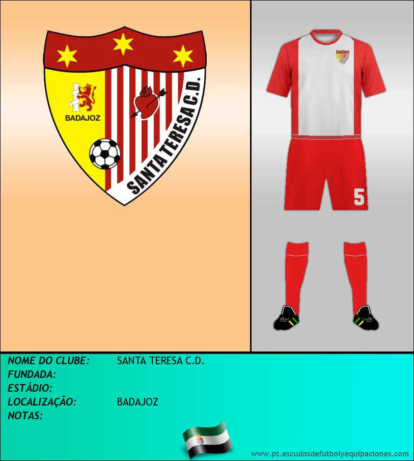 Escudo de SANTA TERESA C.D.