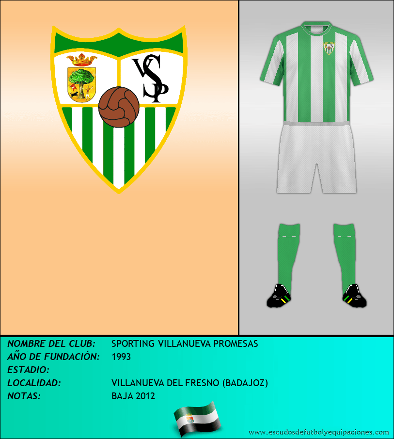 Escudo de SPORTING VILLANUEVA PROMESAS