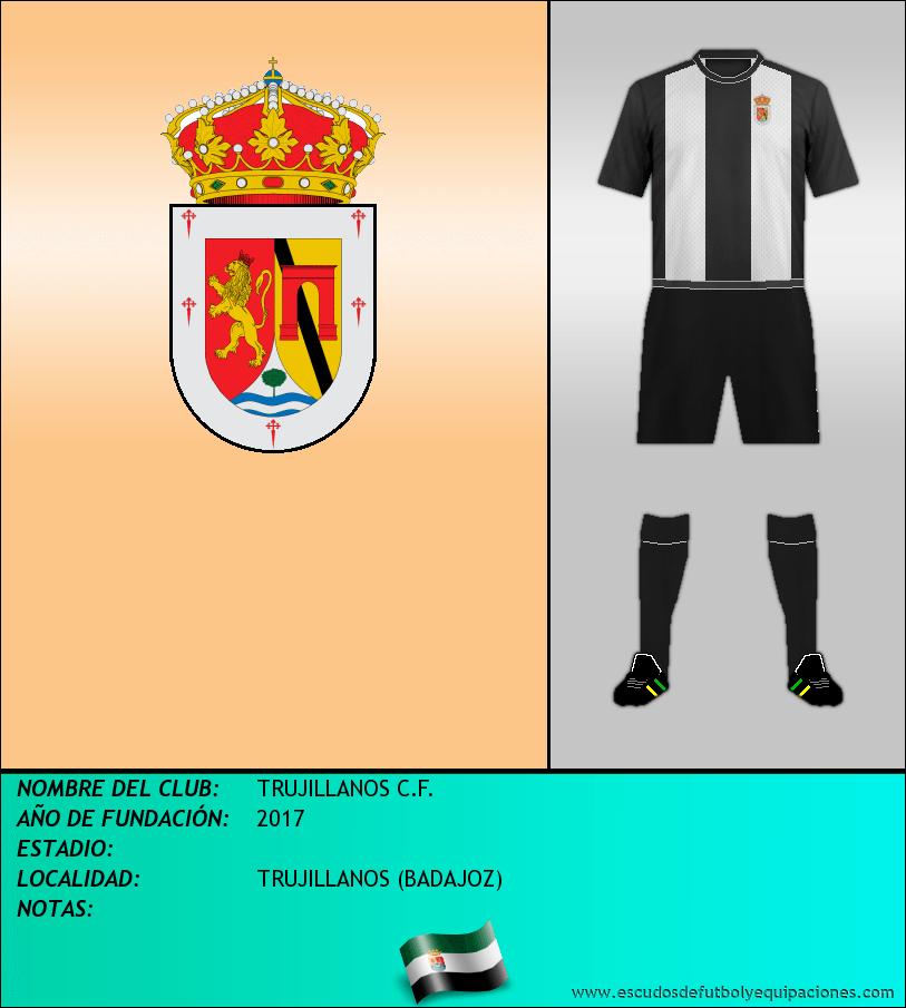 Escudo de TRUJILLANOS C.F.