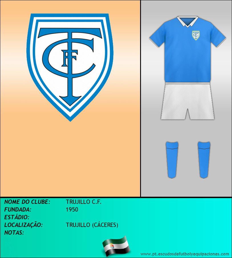 Escudo de TRUJILLO C.F.