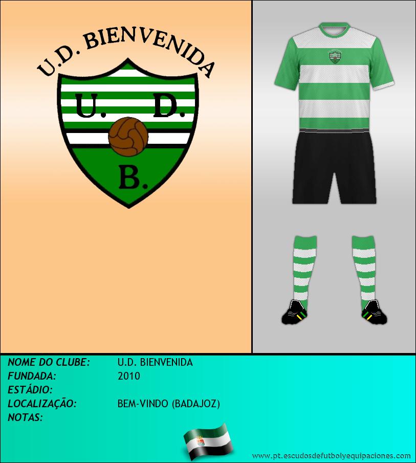 Escudo de U.D. BIENVENIDA
