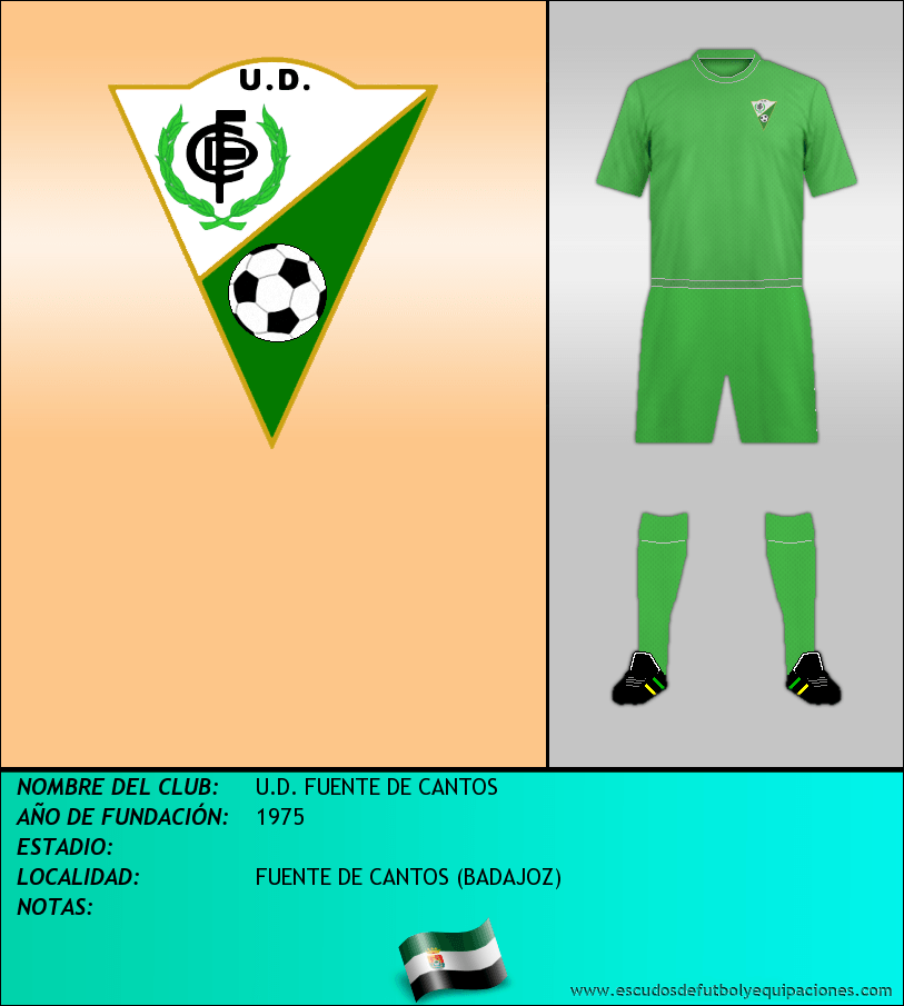Escudo de U.D. FUENTE DE CANTOS