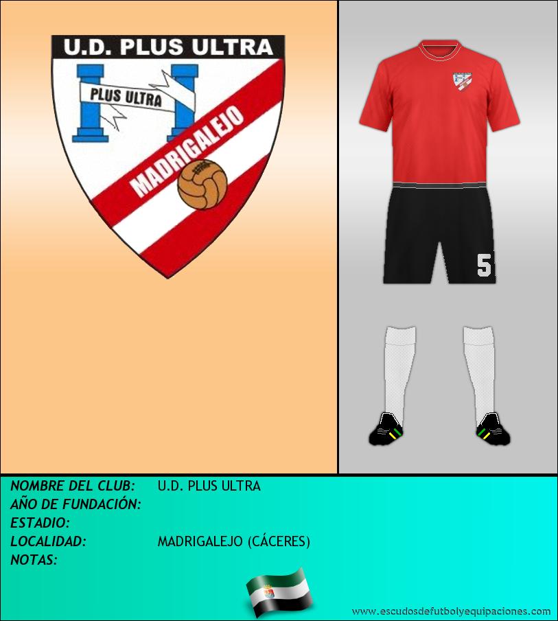 Escudo de U.D. PLUS ULTRA