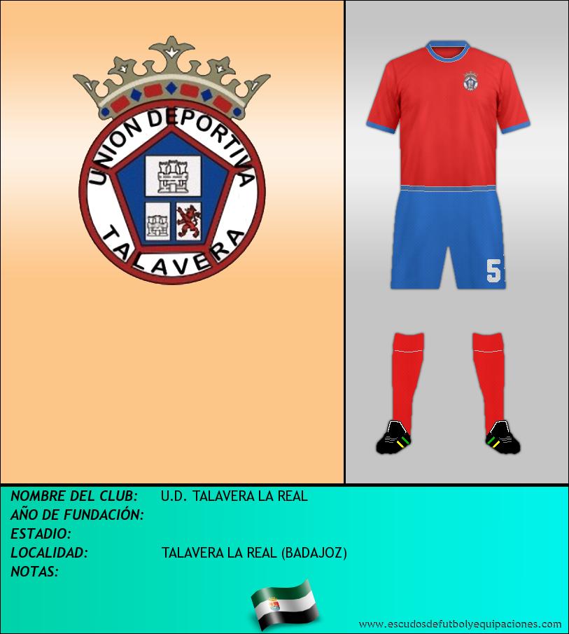 Escudo de U.D. TALAVERA LA REAL