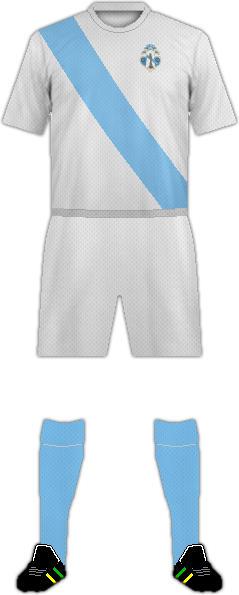 Camiseta F.C. CRUCEIRO DE HIO
