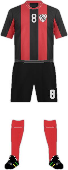 Camiseta INDEPENDIENTE DE CARBALLO C.F.