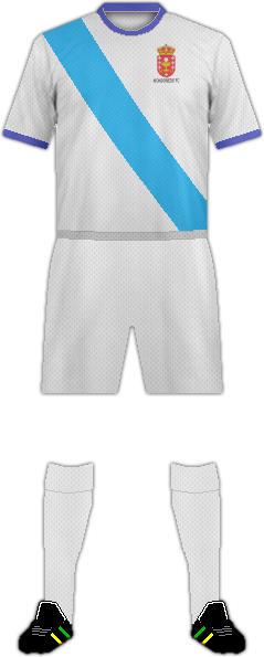 Camiseta MONDOÑEDO F.C.