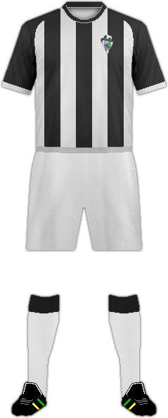 Camiseta OUTES F.C.