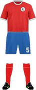 Camiseta PRAIÑA SPORTING C.