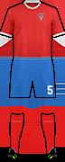 Equipación SIGÜERO F.C.