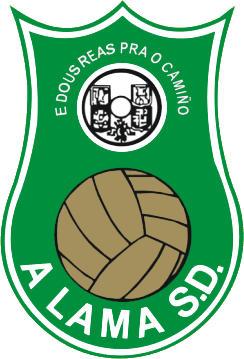 Escudo de A LAMA S.D. (GALICIA)