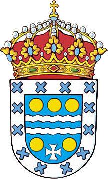 Escudo de A MERCA C.F. (GALICIA)