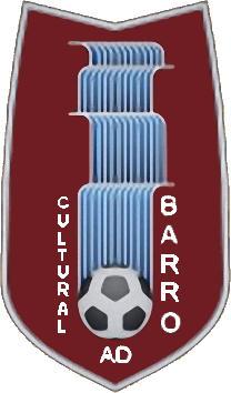 Escudo de A.C.D. BARRO (GALICIA)