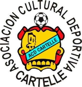Escudo de A.C.D. CARTELLE (GALICIA)