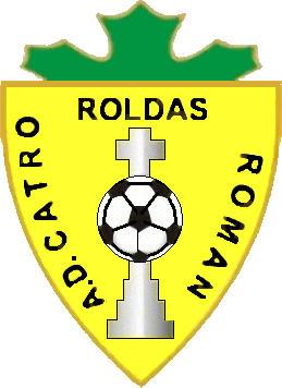 Escudo de A.D. CATRO ROLDAS (GALICIA)