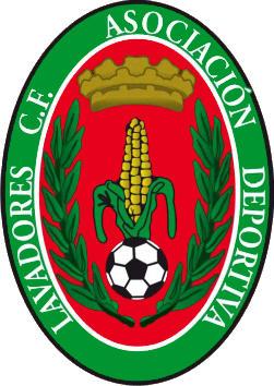 Escudo de A.D. LAVADORES C.F. (GALICIA)