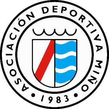 Escudo de A.D. MIÑO (GALICIA)