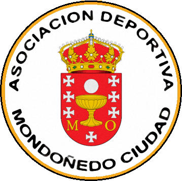 Escudo de A.D. MONDOÑEDO CIUDAD (GALICIA)