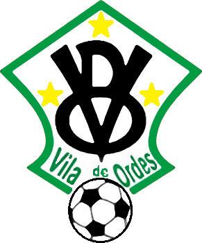 Escudo de A.D. VILA DE ORDES (GALICIA)
