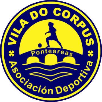 Escudo de A.D. VILA DO CORPUS (GALICIA)