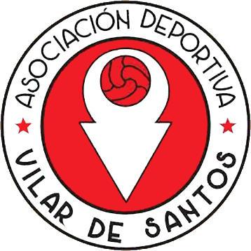 Escudo de A.D. VILAR DE SANTOS (GALICIA)