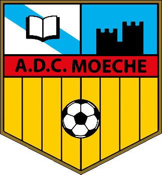 Escudo de A.D.C. MOECHE (GALIZA)