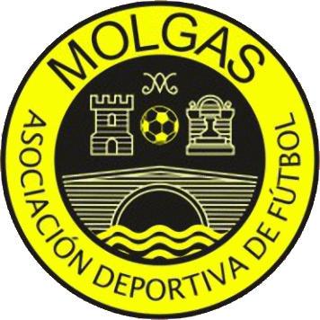 Escudo de A.D.F. MOLGAS (GALICIA)