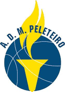 Escudo de A.D.M. PELETEIRO (GALICIA)