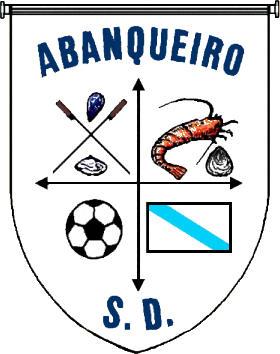 Escudo de ABANQUEIRO S.D. (GALIZA)