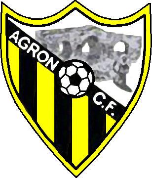 Escudo de AGRÓN C.F. (GALICIA)