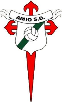 Escudo de AMIO S.D. (GALICIA)