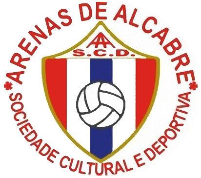 Escudo de ARENAS DE ALCABRE S.C.D. (GALICIA)