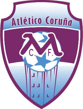 Escudo de ATLÉTICO CORUÑA MONTAÑEROS C.F. (GALICIA)